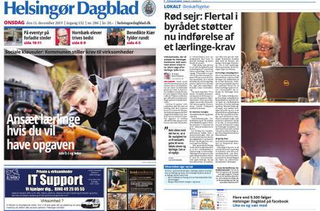 Helsingør Dagblad – 11. december 2019