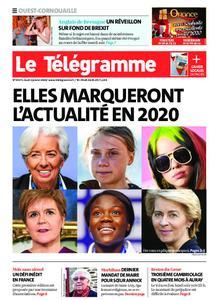 Le Télégramme Ouest Cornouaille – 02 janvier 2020