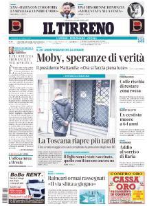 Il Tirreno Livorno - 11 Aprile 2021