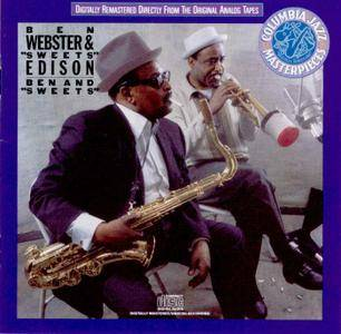 Ben Webster and Harry 'Sweets' Edison - Ben and 'Sweets' (1962) [Reissue 2015] PS3 + FLAC