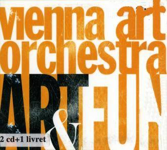 Vienna Art Orchestra - Art & Fun (2002) {2CD EmArcy-Universal Music Austria 017072-2}