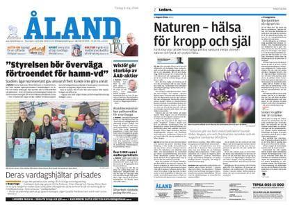 Ålandstidningen – 08 maj 2018