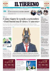 Il Tirreno Livorno - 4 Giugno 2020