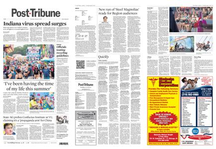 Post-Tribune – August 12, 2021