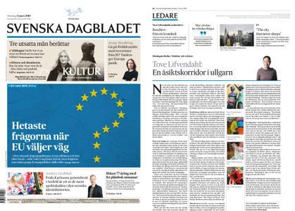 Svenska Dagbladet – 03 mars 2019