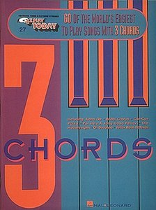 60 Of The World's Easiest To Play Songs With 3 Chords 27 (E-Z Play Today)