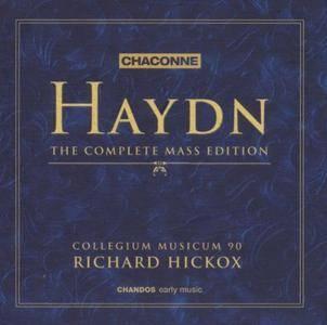 Richard Hickox, Collegium Musicum 90 - Haydn: The Complete Mass Edition (2006)