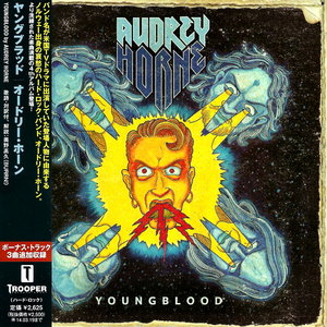 Audrey Horne - Youngblood (2013) [Japanese Ed.] Re-up