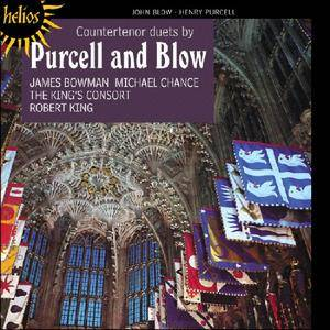 Bowman, Chance - Countertenor Duets & Solos: Purcell, Blow (2014)