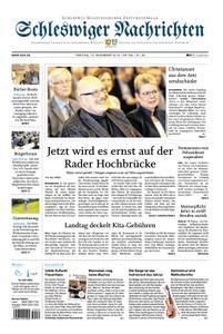 Schleswiger Nachrichten - 13. Dezember 2019