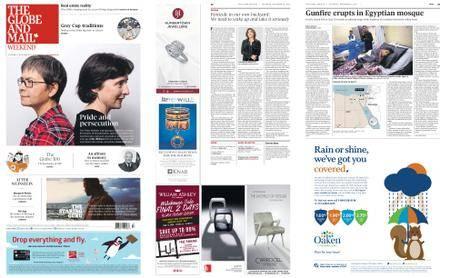 The Globe and Mail – November 25, 2017