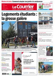 Le Courrier de l'Ouest Angers – 04 août 2020