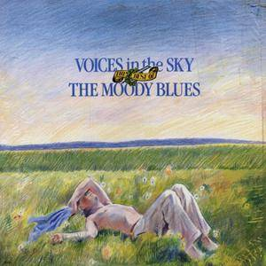 The Moody Blues - Voices In The Sky 1984) Threshold Records/422 820 155-1 - US Pressing - LP/FLAC In 24bit/96kHz