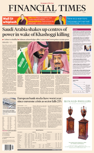 Financial Times Europe – 28 December 2018