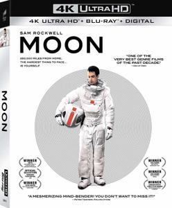 Moon (2009) [4K, Ultra HD]