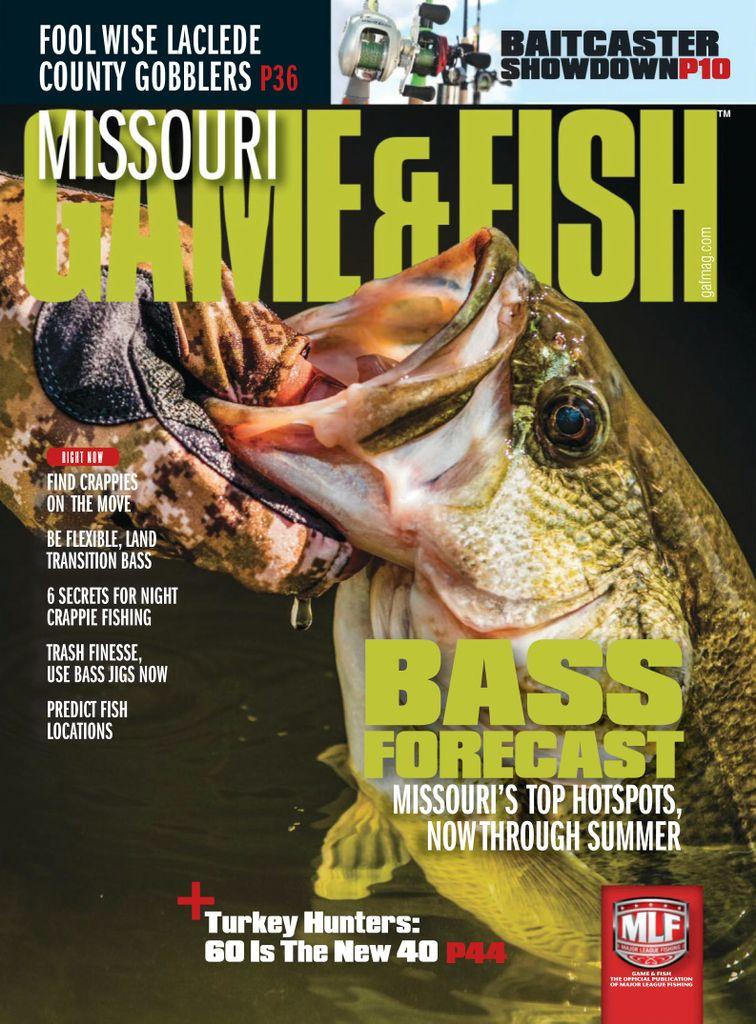 Missouri Game & Fish - March 2019