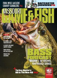 Missouri Game & Fish - March 2019