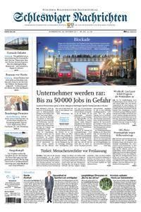 Schleswiger Nachrichten - 26. Oktober 2017