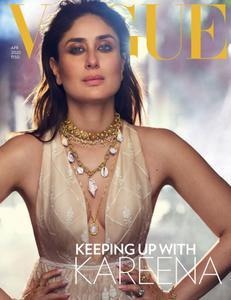 Vogue India - April 2020