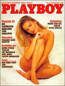 Playboy Germany - Februar 1984