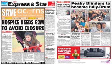 Express and Star City Edition – July 20, 2019