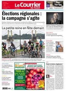 Le Courrier de l'Ouest Angers – 12 juin 2021