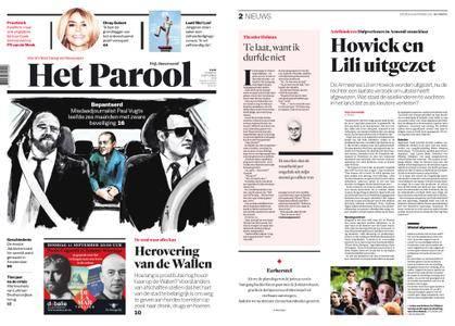 Het Parool – 08 september 2018