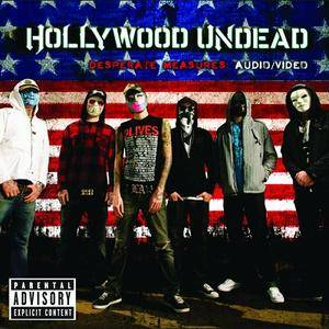 Hollywood Undead - Desperate Measures (2009) [DVDRip]