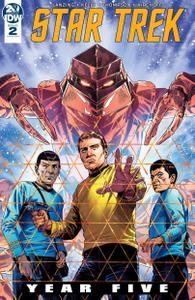 Star Trek-Year Five 002 2019