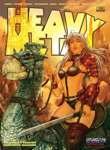 Heavy Metal 298 3 covers 2020 Digital Mephisto
