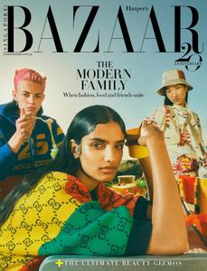 Harper's Bazaar Singapore - May 2021