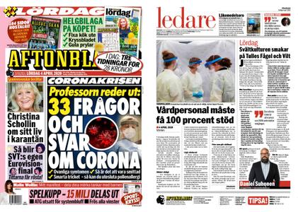 Aftonbladet – 04 april 2020