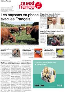 Ouest-France Édition France – 16 octobre 2019