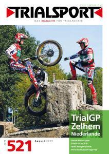 Trialsport - August 2019