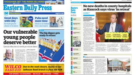Eastern Daily Press – June 09, 2020