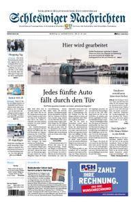 Schleswiger Nachrichten - 08. Januar 2018