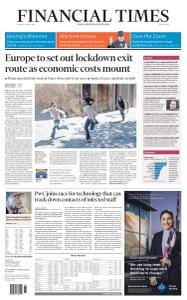 Financial Times Middle East - April 27, 2020