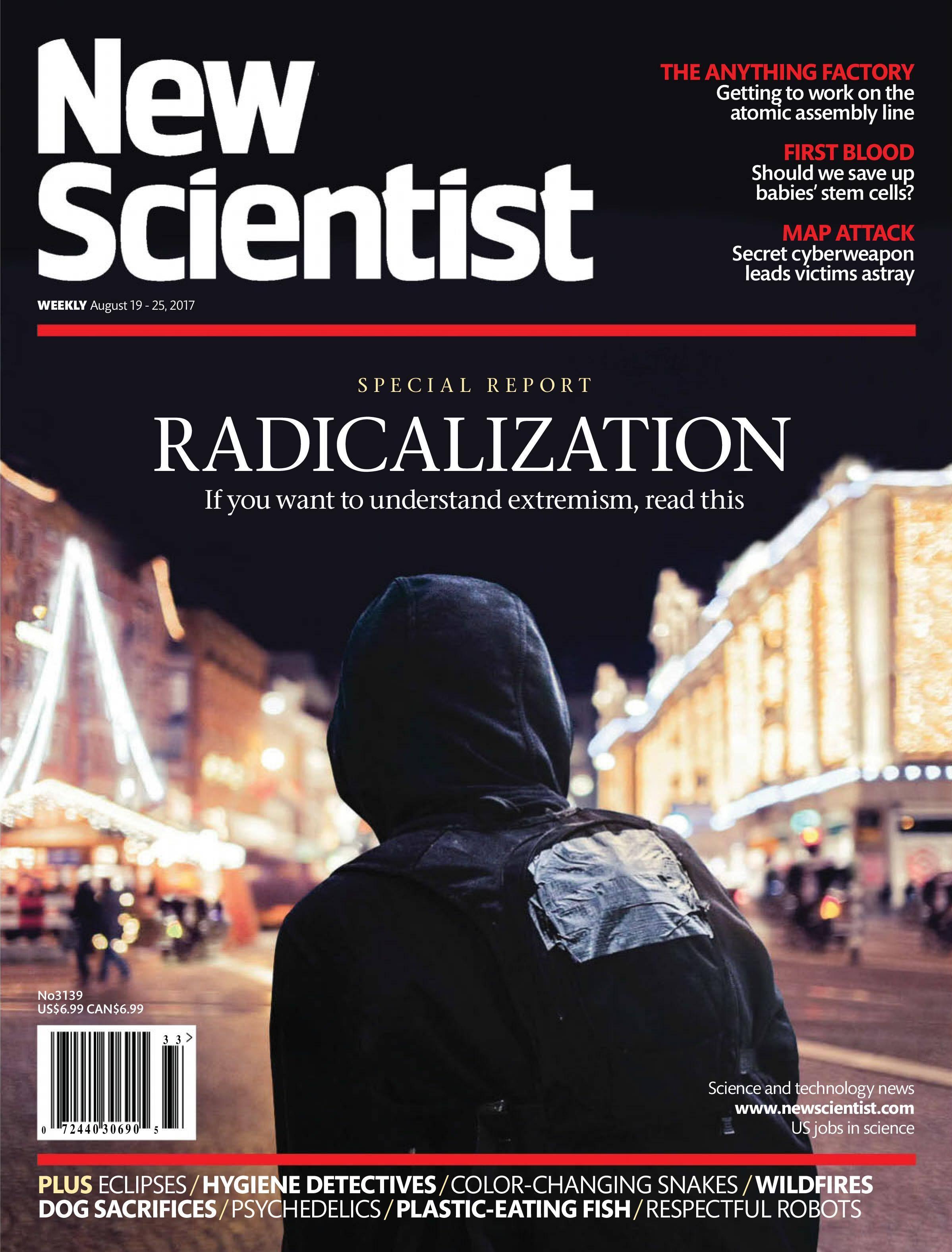 New Scientist - August 19, 2017