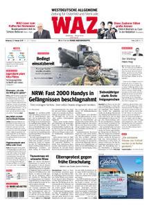 WAZ Westdeutsche Allgemeine Zeitung Oberhausen-Sterkrade - 13. Februar 2019