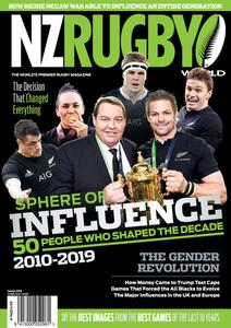 NZ Rugby World - June/July 2020