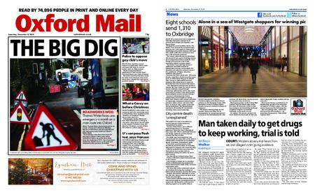 Oxford Mail – December 08, 2018