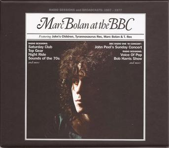 Marc Bolan - Marc Bolan at the BBC - Radio Sessions And Broadcasts 1967 -1977 (2013) {6CD Box Set Universal 534 309-2}
