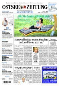 Ostsee Zeitung Wolgast - 02. Juni 2018