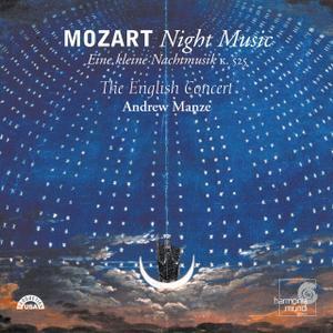The English Concert, Andrew Manze - Mozart: Night Music (2003)