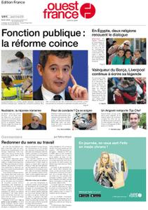 Ouest-France Édition France – 09 mai 2019