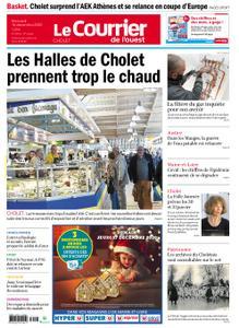 Le Courrier de l'Ouest Cholet – 16 décembre 2020