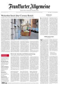 Frankfurter Allgemeine Zeitung - 6 April 2020