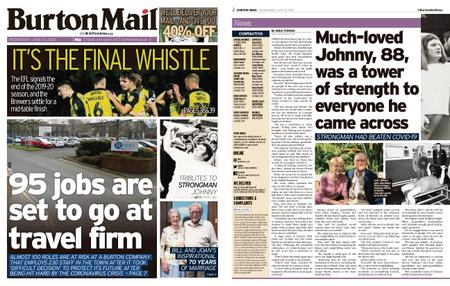 Burton Mail – June 10, 2020
