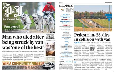 The Press and Journal Moray – January 27, 2020