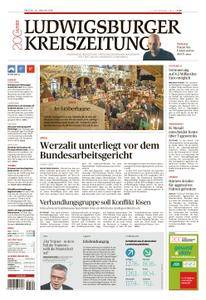 Ludwigsburger Kreiszeitung - 26. Januar 2018